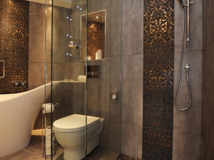 Примеры ванных комнат