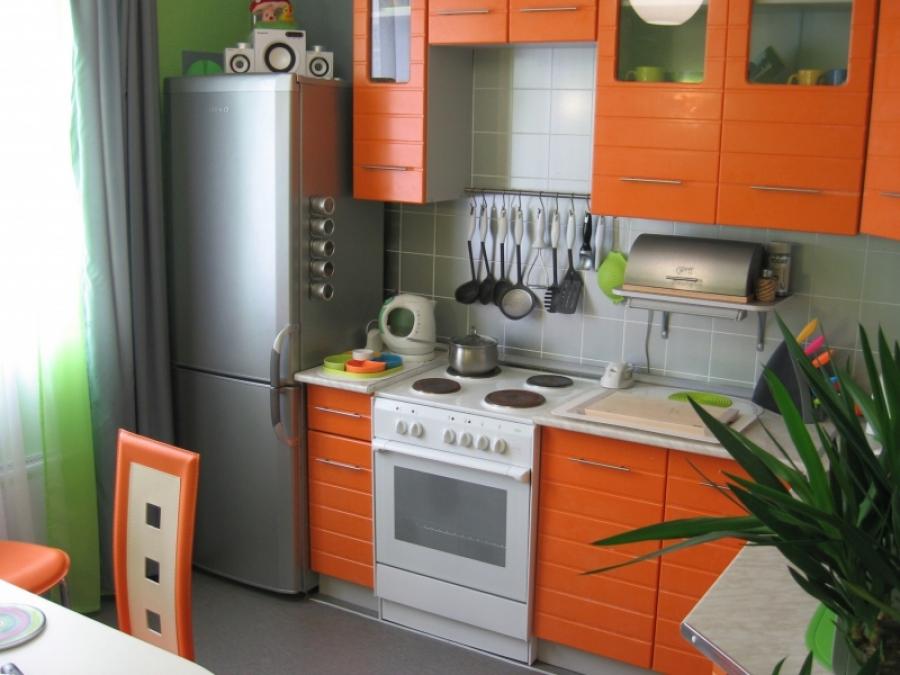 Как оформить кухню маленького размера