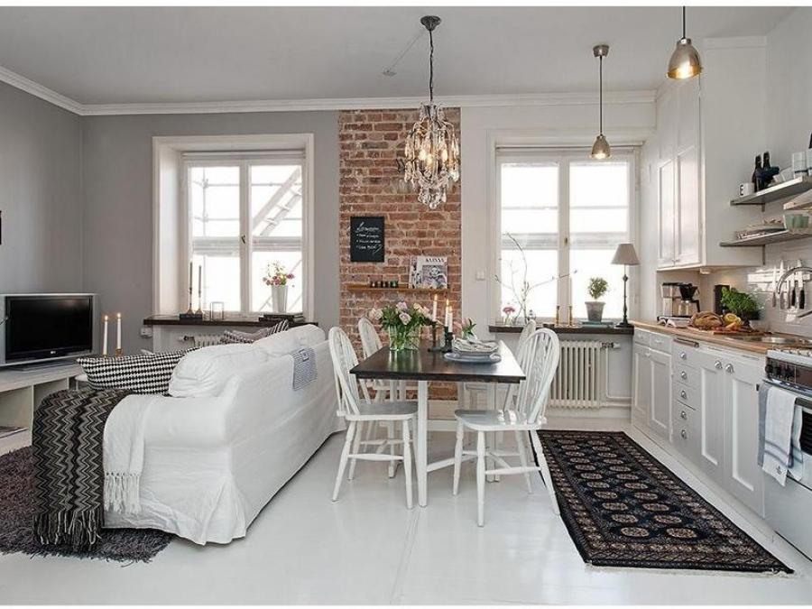 Кухня для квартиры студии