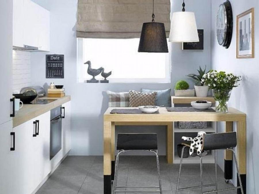 Небольшие кухонные столы