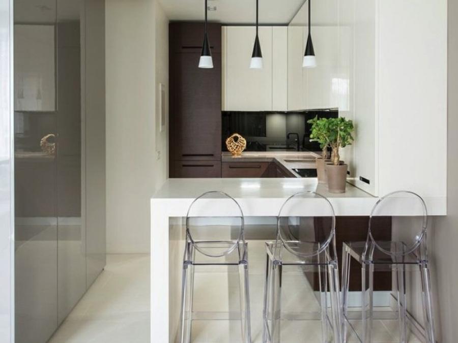 Мини-стол для миниатюрной кухни