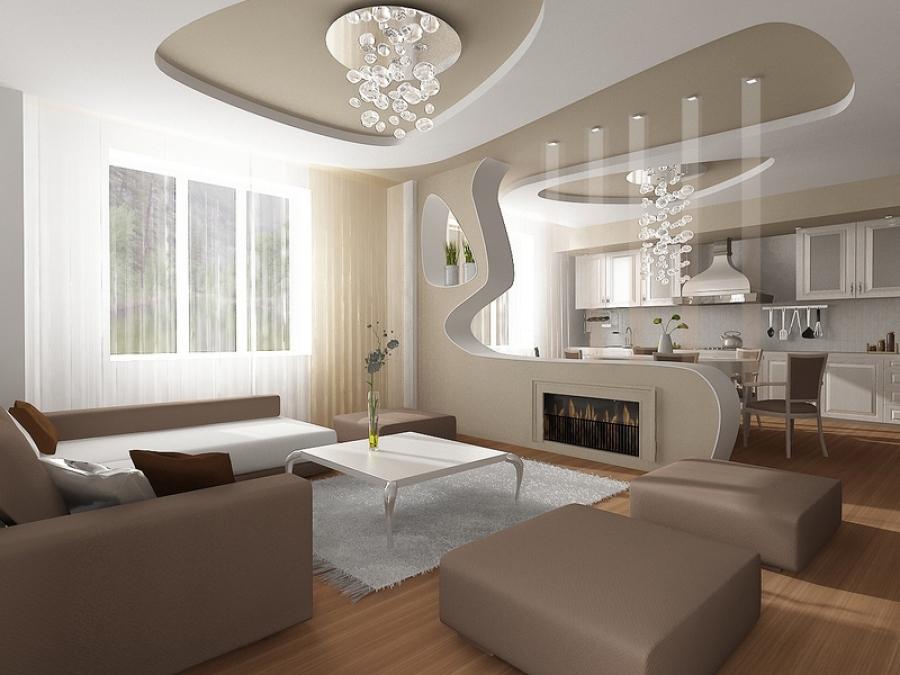 Дизайн интерьера квартиры - создаем сами
