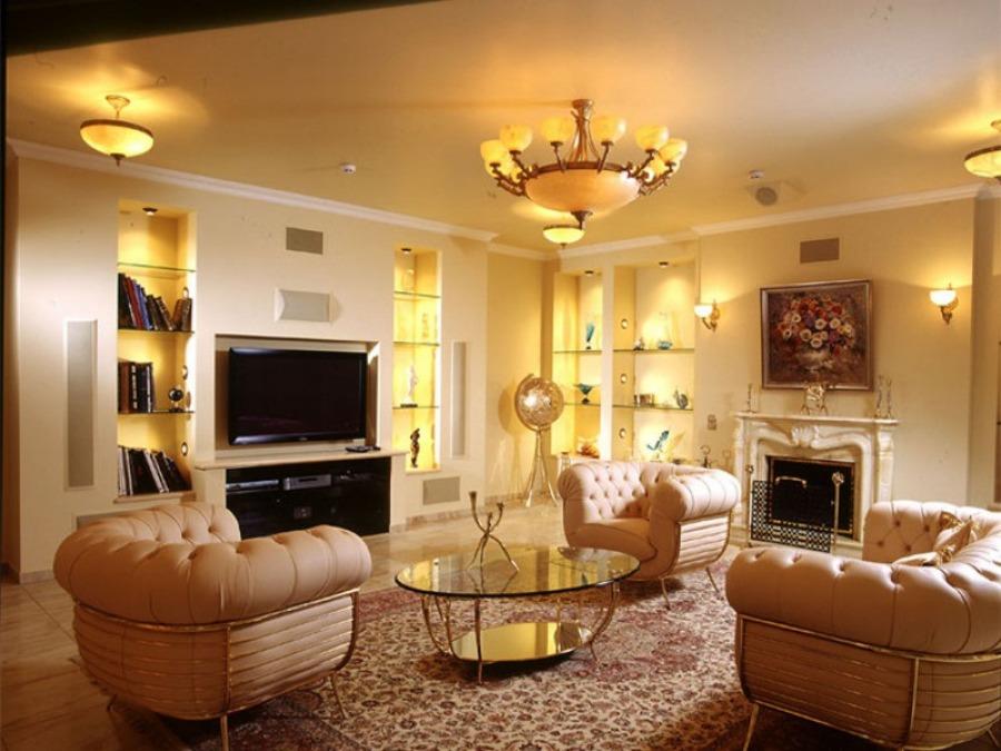 Дизайн интерьера своими руками - пример готового ремонта.