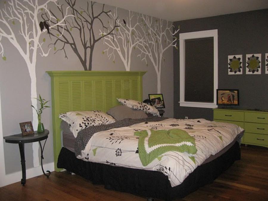 Дизайн спальни - очень уютно и красиво