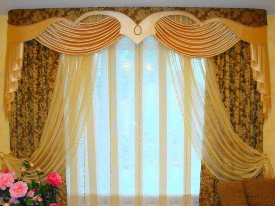 Как выбрать шторы в дом