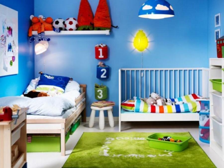 Фото детской комнаты - что нравится мальчикам?
