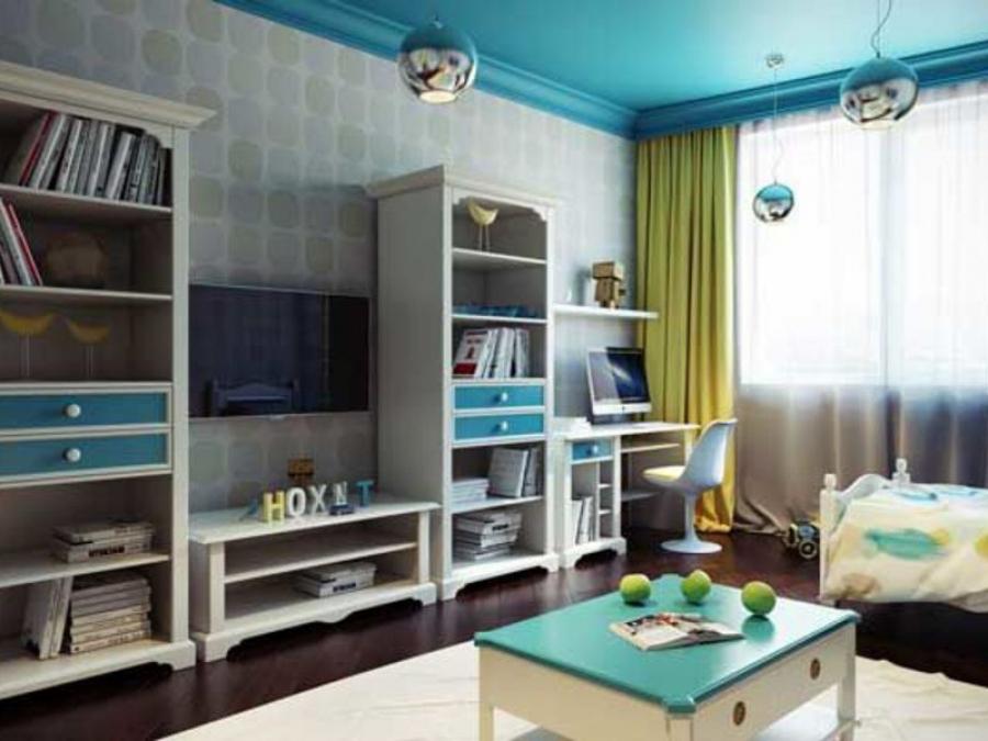 Комната для мальчика - как обставить помещение для подростка?