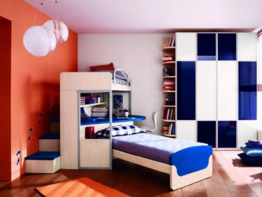 Комната подростка - современные решения