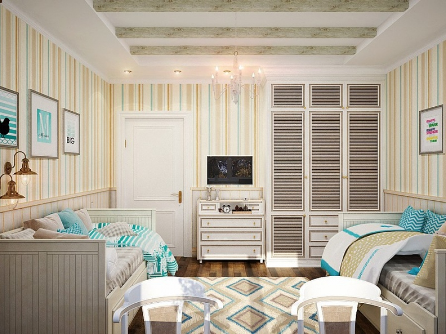 Детскаяя комната для девочек
