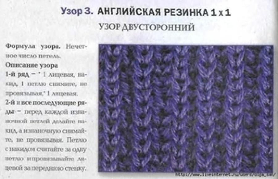 5ccaeb4288df4 Как связать простой шарф английской резинкой