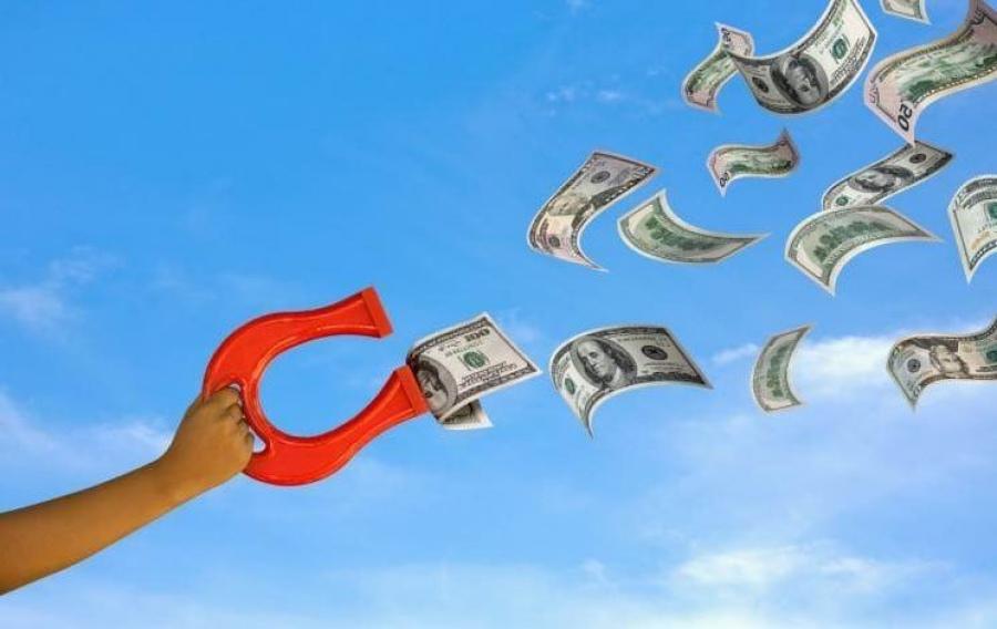 картинка магнит для денег и удачи особенно следует постараться