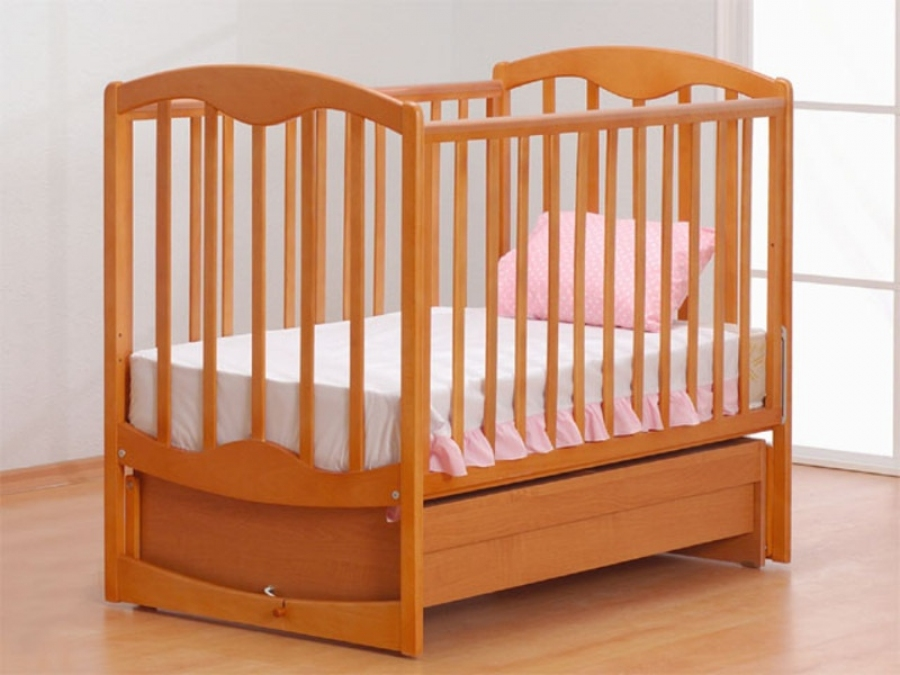 Красивые детские кроватки