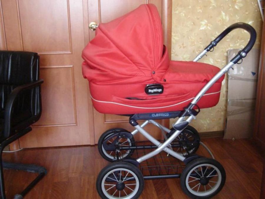 Требования к коляскам для новорожденных