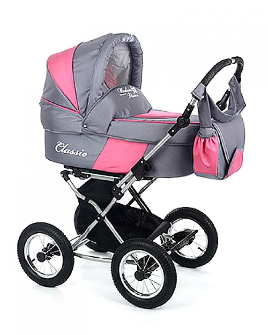 Модель детской коляски