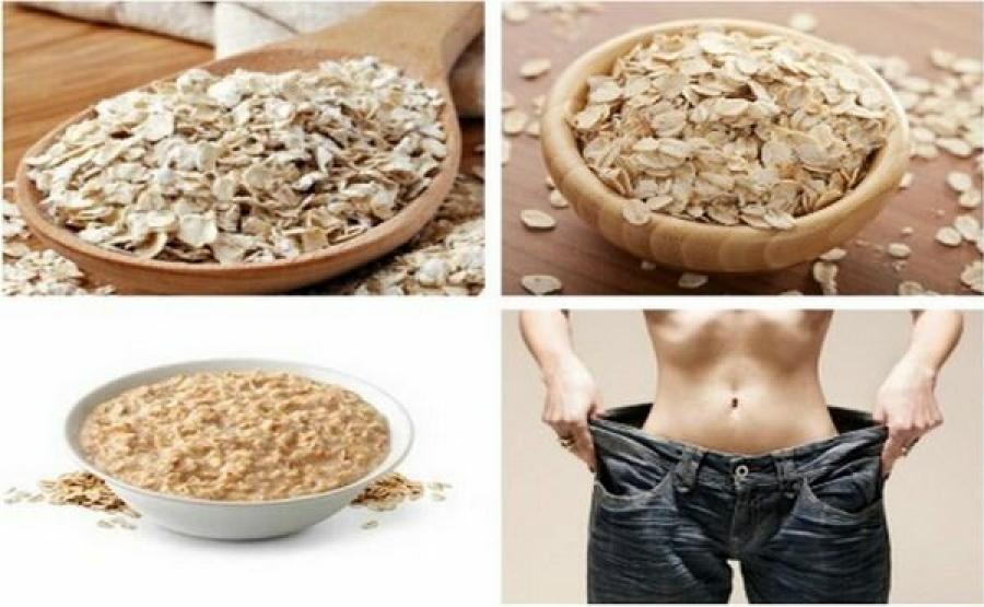 Овсянка Эффект Похудения. Овсяная диета для похудения на 10 кг за неделю