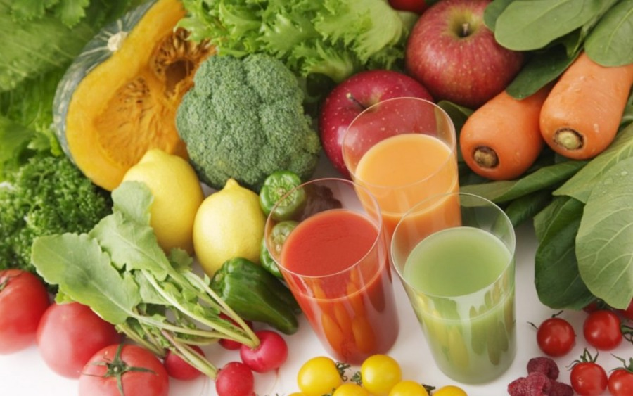 Овощьные соки