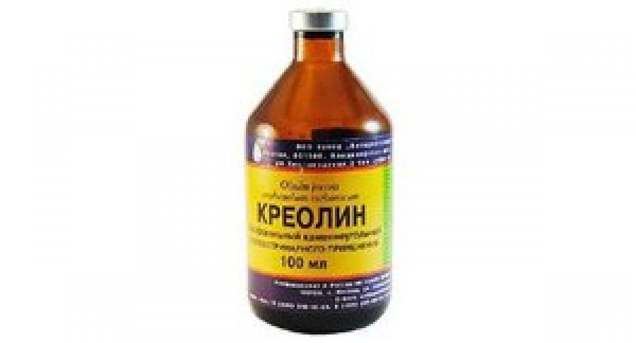 Креолин состав препарата