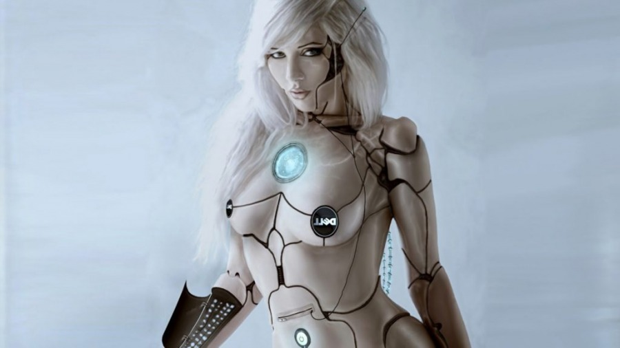 Человекоподобный андроид