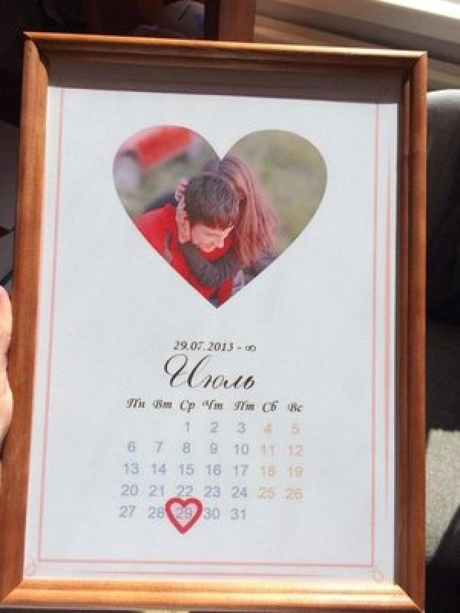 Надписями лджи, подписать открытку мужчине на 1 год отношений