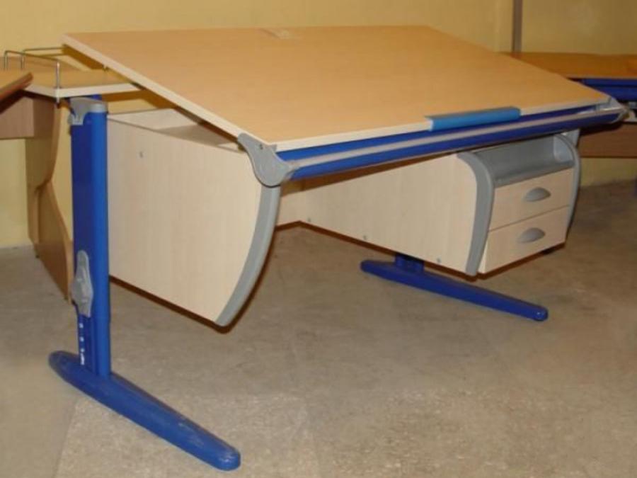 Сборка стола трансформера