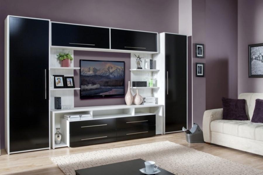 Набор модульной мебели  для зала (гостиной) или спальни