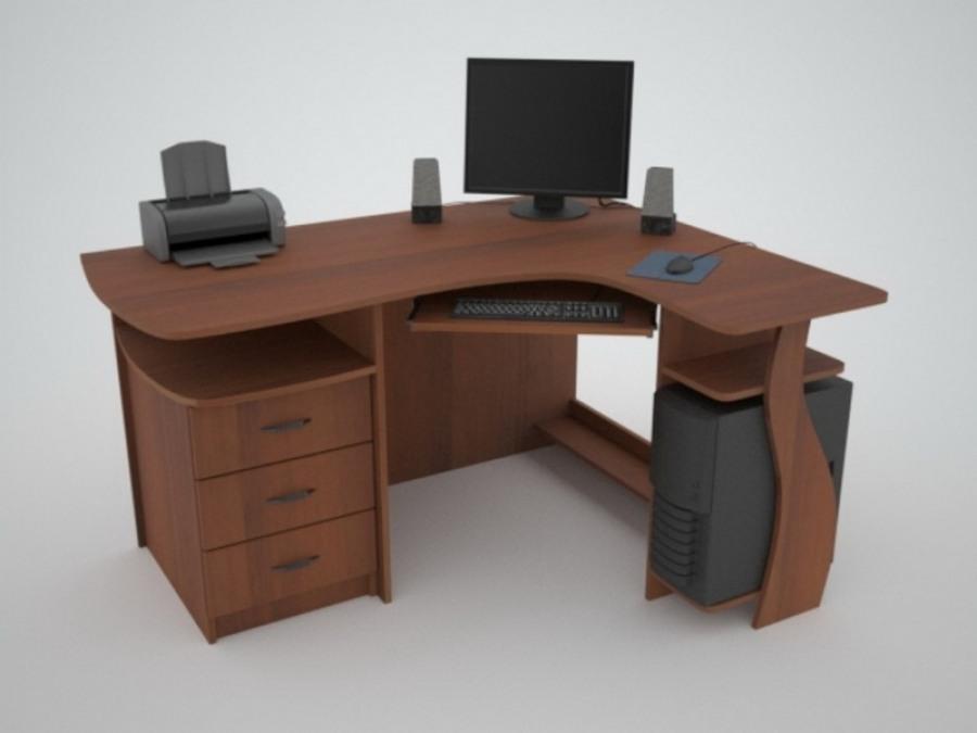 Как выбрать модель углового стола