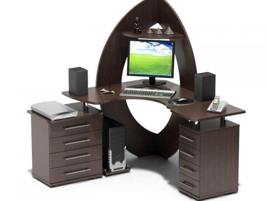 Современный дизайн стола