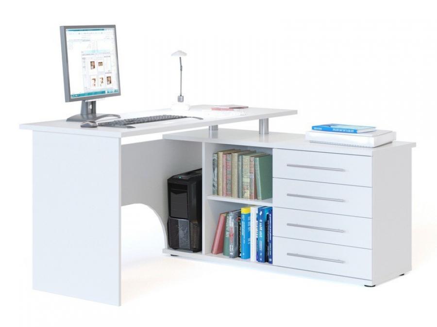 Как разместить угловой стол