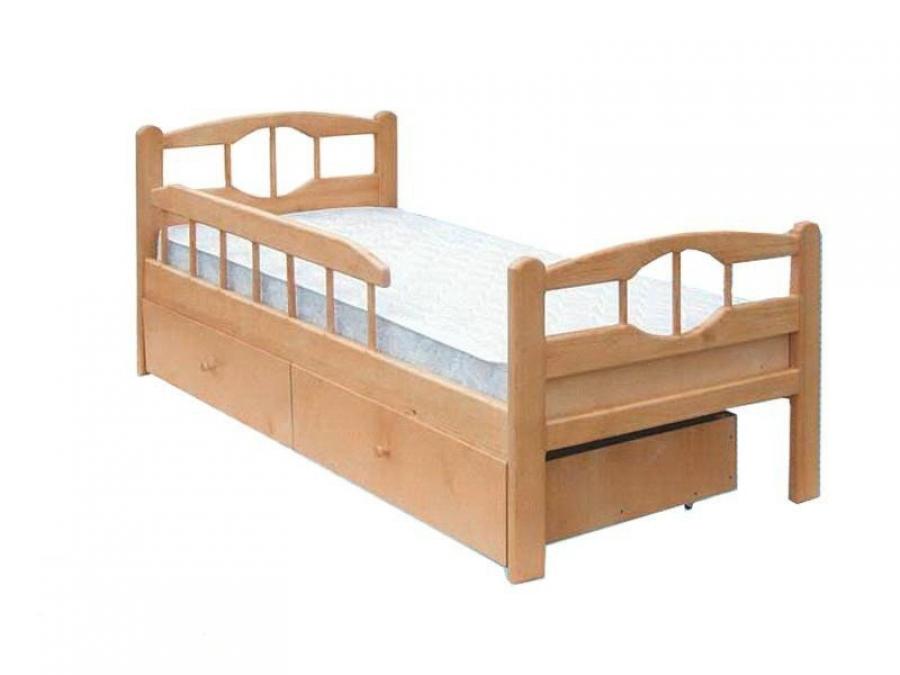 Из какого материала выбрать детскую кровать