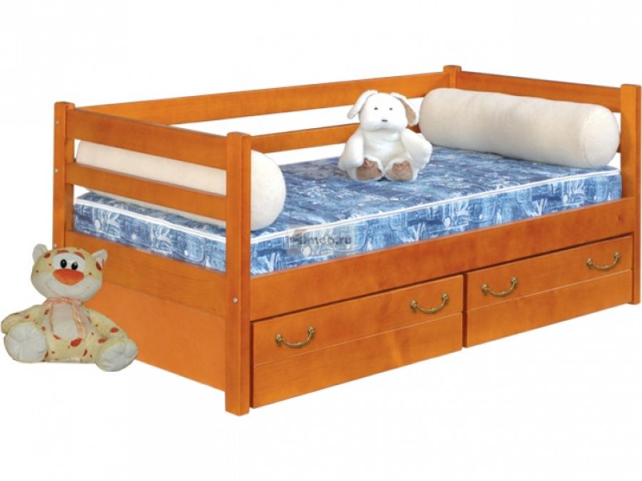 Виды бортиков на кроватках
