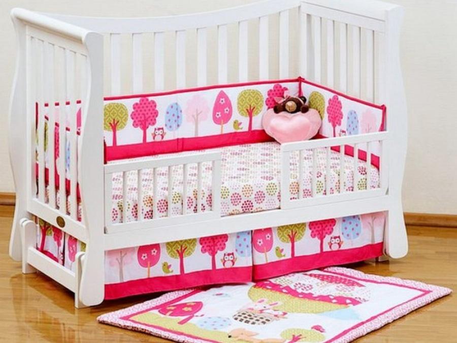 Материалы для детских кроваток