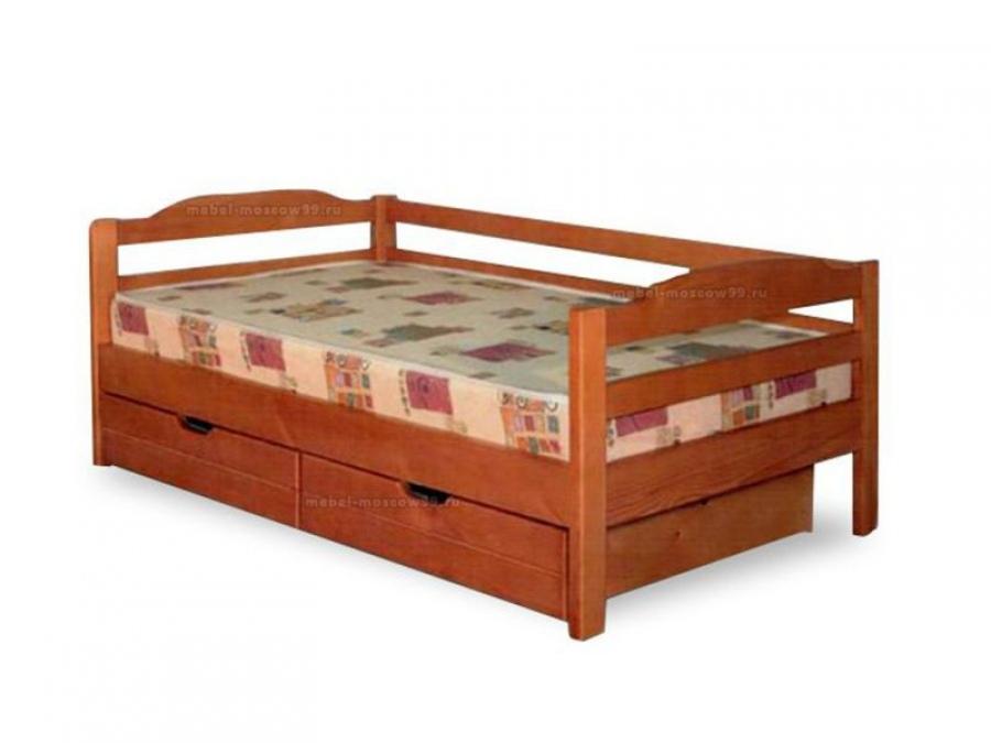 Дизайн красивой кроватки
