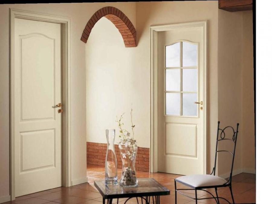 Двери межкомнатные светлые