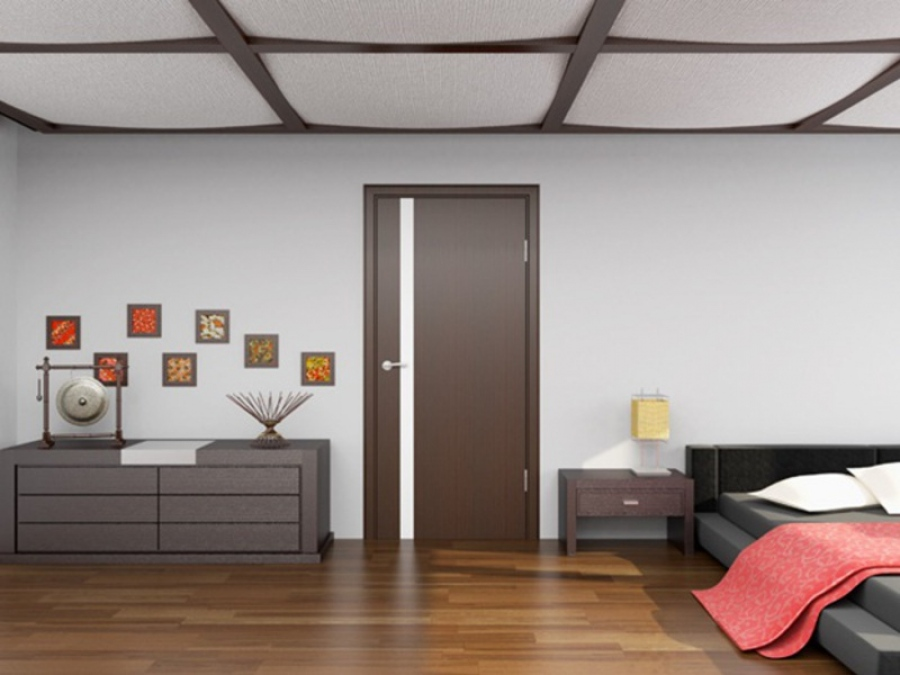 Двери межкомнатные сосна массив
