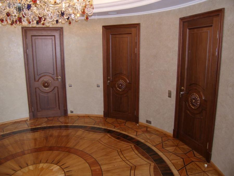 Разновидности дверей для комнат