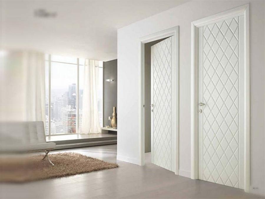 Преимущества высоких дверей