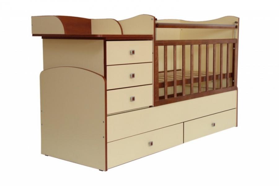 Вариант детской кроватки