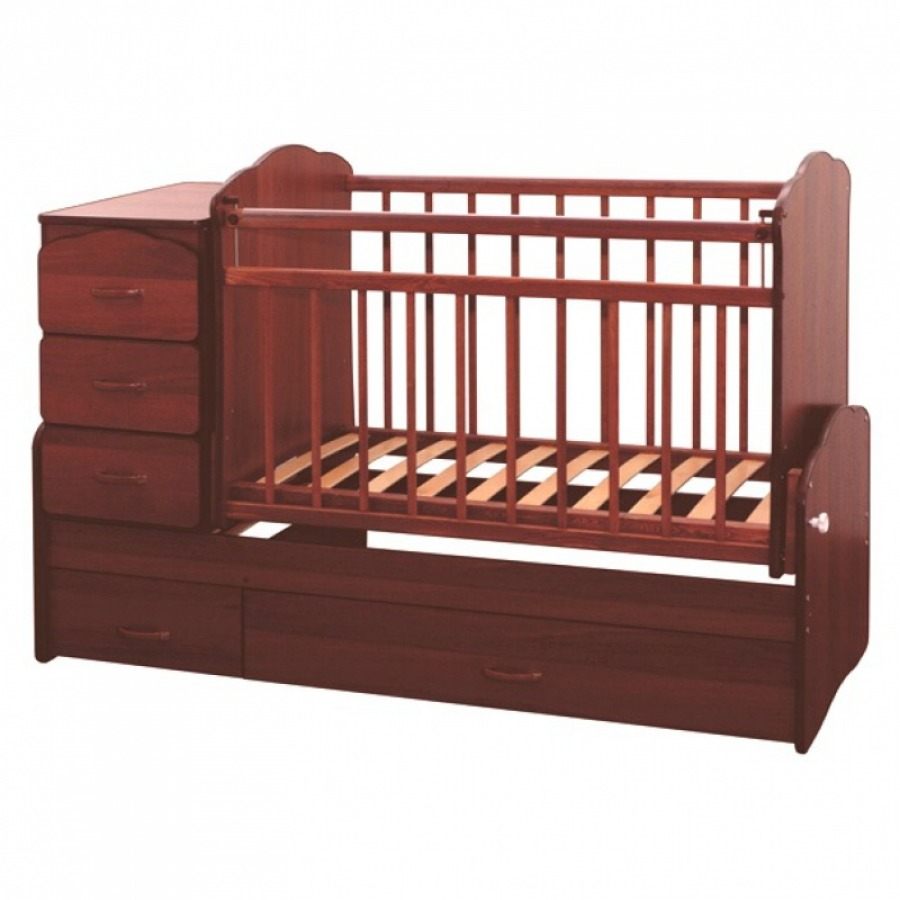 Кроватка по возрасту
