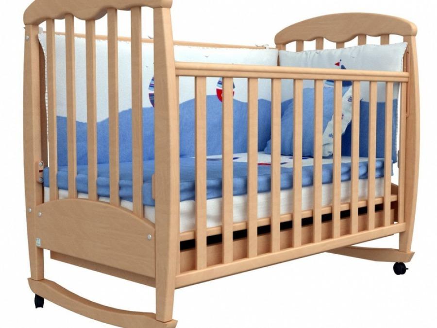 Как выбрать кроватку по возрасту