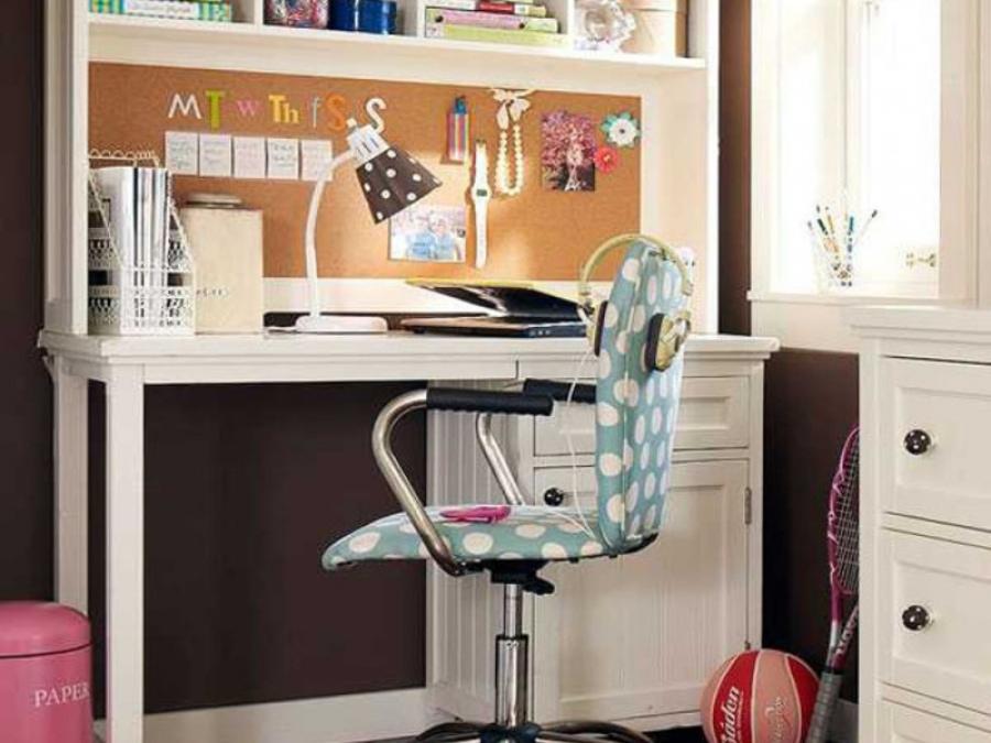 Обустройство современной комнаты для школьников