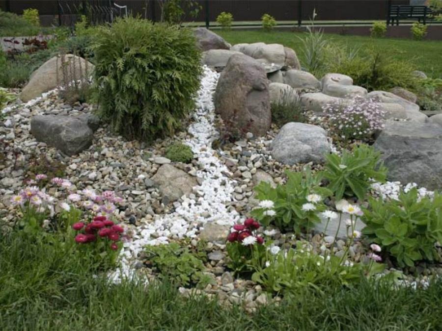 Ландшафтный дизайн  своего сада