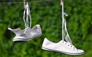 Сушка кроссовок - полезные советы