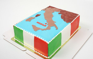 Итальянское происхождение торта