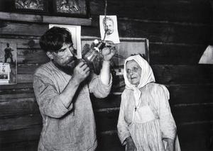 Лампочка Ильича - советское название