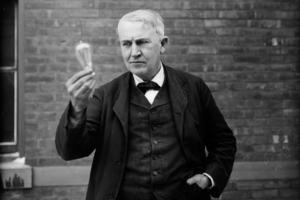 Лампочка Эдисона - особенности