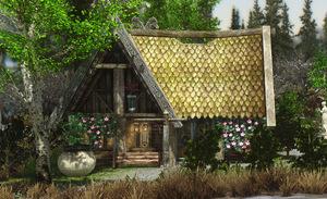 Как построить дом в скайриме