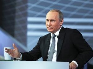 Госдума и президент РФ