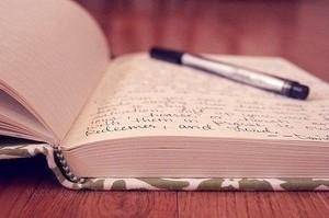 Как и что следует писать в личном дневнике
