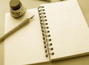 Правила ведения записей в собственном дневнике