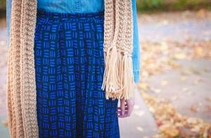 Как сделать кисти для шарфа
